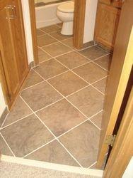 Hall Bathroom Floor 1 of 1