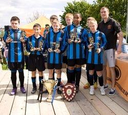 Eagles League Runners Up Shield Winners