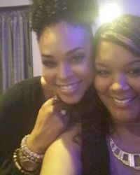 Demetria McKinney and Chrissy Steed attend KiddiePreneur Recognition Event - iPlay America