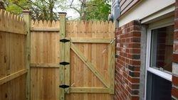 Custom Built Gate