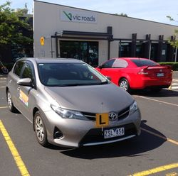 Driving School Coburg North - Toyota Corolla Hatch - Automatic Transmission