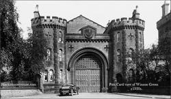 Winson Green Prison. 1920s.
