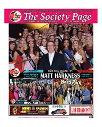 The Society Page en Espanol / HARD ROCK