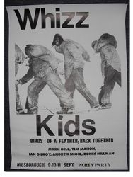 Whizz Kids Hillsborough 1979