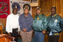 POST CDR & DISTRICT OFFICERS