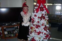 Mrs. Claus New Dress