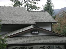 Mr.Walkoms's house