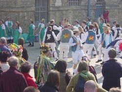 Oxford Folk Festival 2007