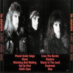 7th Heaven - Planet Under Siege 1992