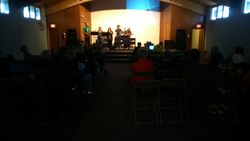 Contemporary Worship Night-I will sing unto the Lord a new song