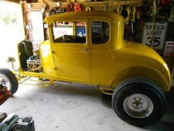 4.30 Model A coupe