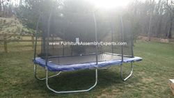 zupapa trampoline removal service in woodbridge VA