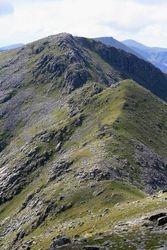 The ridge to An Clisham