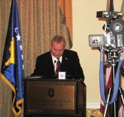 Ambassador Avni Spahiu