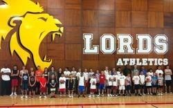 J.R. Patrick Youth Basketball Summer Camp 2012 @ Strathcona H.S.