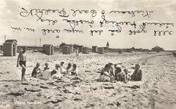 Vikens havsbad 1930