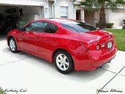 Courtney R.---------Nissan Altima