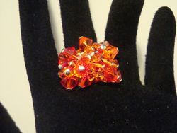 Ring of Fire Opal (Item #5043) $10.00