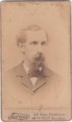 Turner, photographer of Brockton, MA