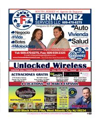 FERNANDEZ SERVICES / UNLOCKED WIRELESS / PIZZA PARTY 3