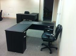 office depot desk installation service in reston VA