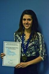 Junior Ambassador 2011 -  Rachael Halligan