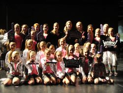 Dance Champions at Jamfest