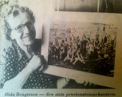 Strandpensionatet 1972