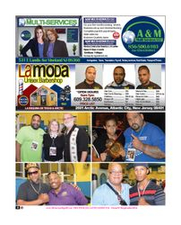 A&M MULTISERVICES LLC / LA MODA BARBERSHOP