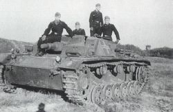An early StuG-III: