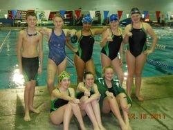 Garrison Swim Team