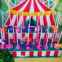 LaLaLoopsy Cake Pops