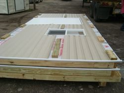 shed kits for export