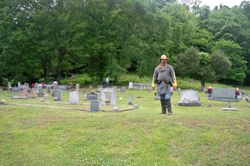 Dobbins Cemetary at Sugar Creek