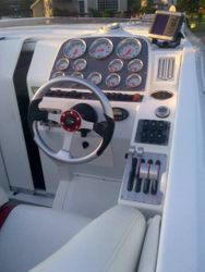 New dash and gauges