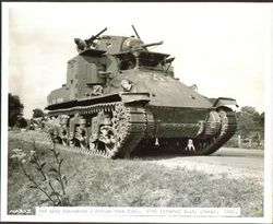 M2A1 Medium Tank (Training):