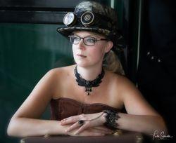 Modellenshoot Spoorwegmuseum