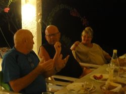 a lovely family we met from Denmark
