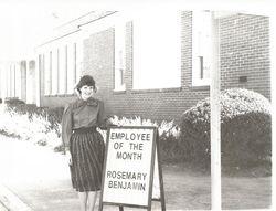 Rosemary Benjamin