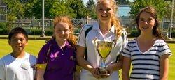 V&D Junior Championships - Awards