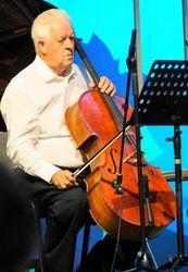 Graeme Souster  - Cello