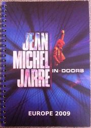 2009 Arena Tour Itinerary