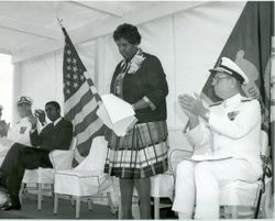 Congresswoman Barbara Jordan