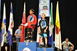 Canada East 2015 - Yusef Khan (1st place), Connor Yetman (2nd place)