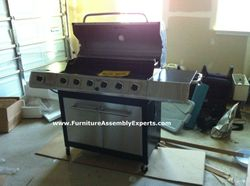 Costco grill assembly service in Washington DC MD VA