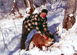 Butch MacDonald and a Sitka Backtail