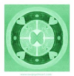 The Universe is LOVE - Mandala 7