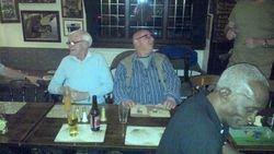 Bobby Stafford, Mel Stuart & Clive Myers