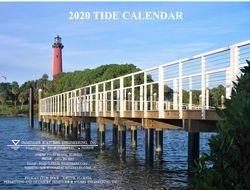 2020 Tide Calendar Cover