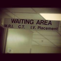 More waiting